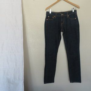 Women's Levi's Low Skinny 545 Jeans